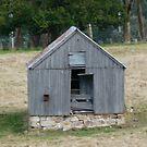 Forcett Barn 1 by DEB CAMERON