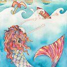 mermaid  by vimasi