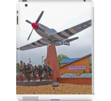 Memorial to the Fallen, Branson, Missouri, USA iPad Case/Skin