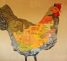 south african chicken by mellychan