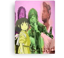 Chief Keef Squad Canvas Print