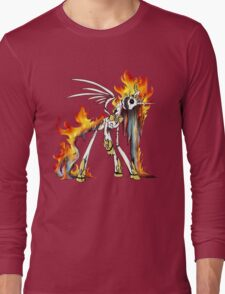 My Little Pony - MLP - FNAF - Nightmare Star Animatronic Long Sleeve T-Shirt