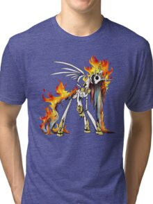My Little Pony - MLP - FNAF - Nightmare Star Animatronic Tri-blend T-Shirt
