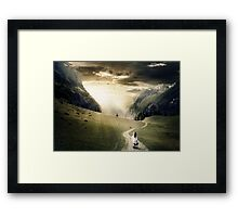 It's Yours. Framed Print