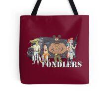 Ball Fondlers Tote Bag