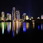 Surfers' Paradise, Gold Coast by BaroqueLover
