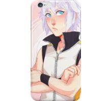 Riku - Kingdom Hearts 3DDD iPhone Case/Skin