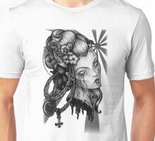 How Eyes Roll Unisex T-Shirt