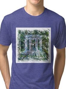 The Atlas Of Dreams - Color Plate 103 Tri-blend T-Shirt