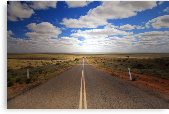 Light at the End of the Road by Wendi Donaldson Laird