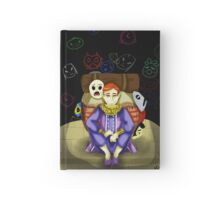 You've Met A Terrible Fate... Hardcover Journal