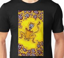 Cheetah Day of the Dead Unisex T-Shirt