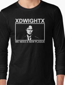 xDWIGHTx Long Sleeve T-Shirt