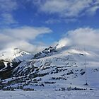 Lake Louise Ski Resort by Ryan Davison Crisp