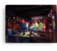 Nashville ROCKS! Canvas Print