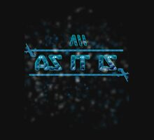 AS IT IS (Winter's Weather Design) Unisex T-Shirt