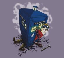 Dr Whorrible's revenge (red) by Bleee