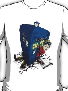 Dr Whorrible's revenge (red) T-Shirt