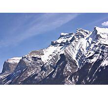 mountain Photographic Print