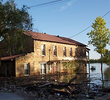 Flooded Dreams in Troy, indiana by katpartridge