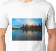 Wind Driven Sunrise Unisex T-Shirt