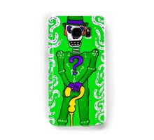The Riddler Day of the Dead Samsung Galaxy Case/Skin