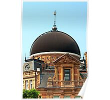 Royal Society Observatory Greenwich Poster