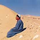 Young Man in Egypt by Alberto  DeJesus