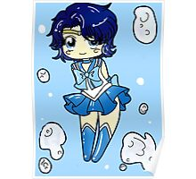 Chibi Sailor Mercury!! Poster