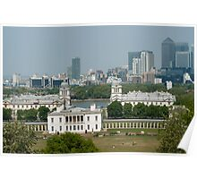 Greenwich Park View Poster