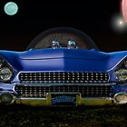 """1955 Ford """"Beatnik Bubbletop"""" Intergalactic Planetary by Timothy Meissen"""