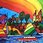 Rainbow Valley by Monica Engeler