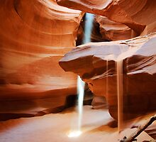 Antelope Canyon II by JimGuy