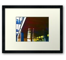Alternate Reality 9 Framed Print