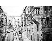 Valletta 2011 Photographic Print