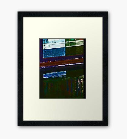 Alternate Reality 22 Framed Print