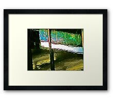 Alternate Reality 17-3 Framed Print