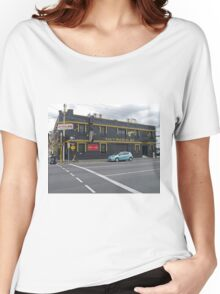 Cock 'n' Bull British Pub, Launceston, Tasmania, Australia Women's Relaxed Fit T-Shirt