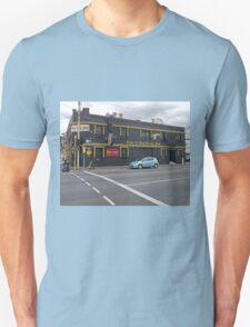 Cock 'n' Bull British Pub, Launceston, Tasmania, Australia Unisex T-Shirt
