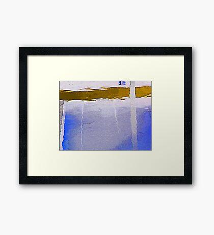 Alternate Reality 13-1 Framed Print