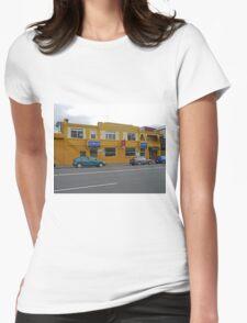 TRC Hotel, Launceston, Tasmania, Australia. Womens Fitted T-Shirt