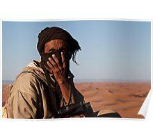 Berber man Poster