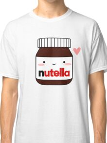 Cute Nutella jar Classic T-Shirt