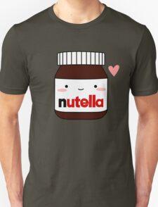 Cute Nutella jar Unisex T-Shirt