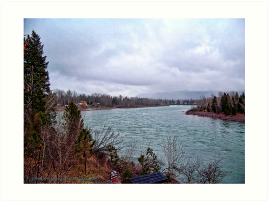 Spring Comes to the Flathead by rocamiadesign