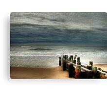 Dune Beach Canvas Print