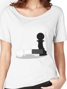 Censored Pawn Women's Relaxed Fit T-Shirt