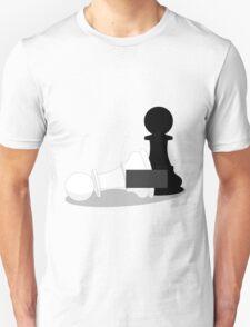 Censored Pawn Unisex T-Shirt