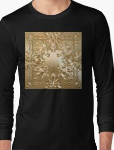 Watch the Throne Long Sleeve T-Shirt