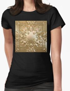 Watch the Throne Womens Fitted T-Shirt